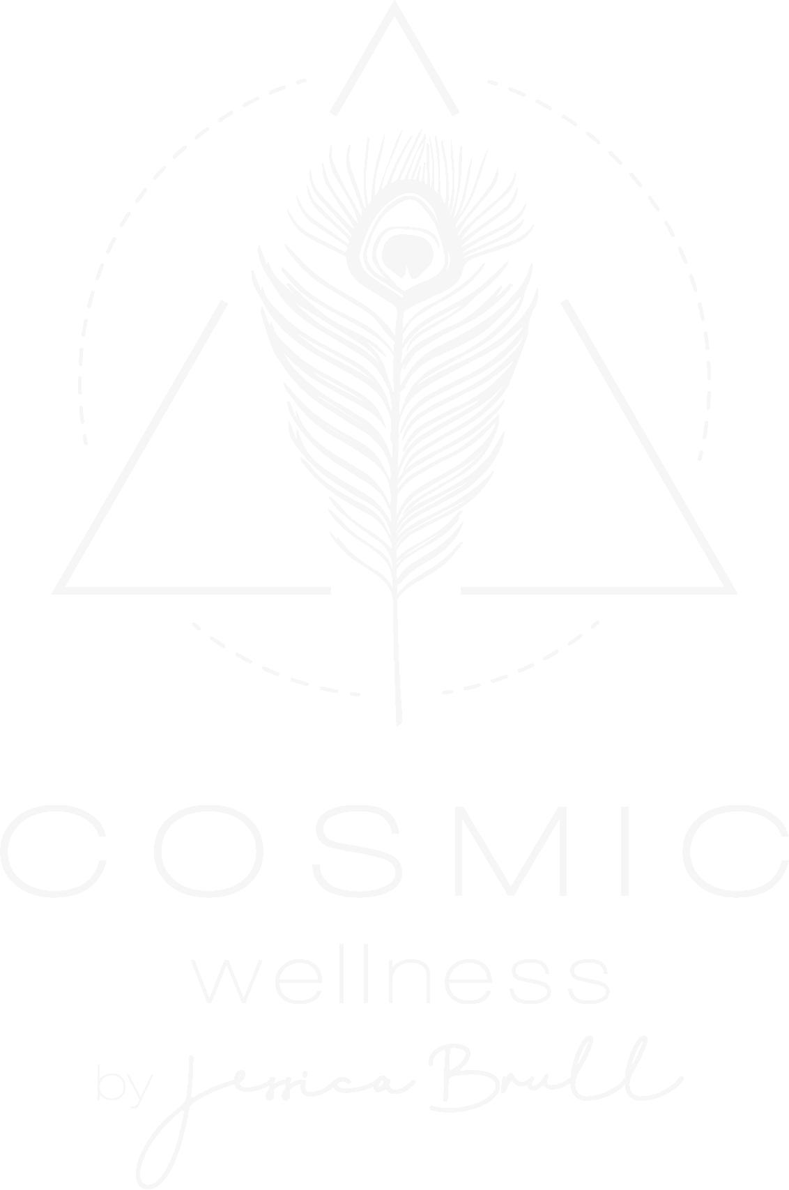 Reiki-tarragona-Jessica-brull-cosmic-wellness-logo